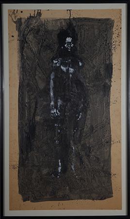 2009.08.02-Whiliam Zitte-sans titre-dessin-85x150cm