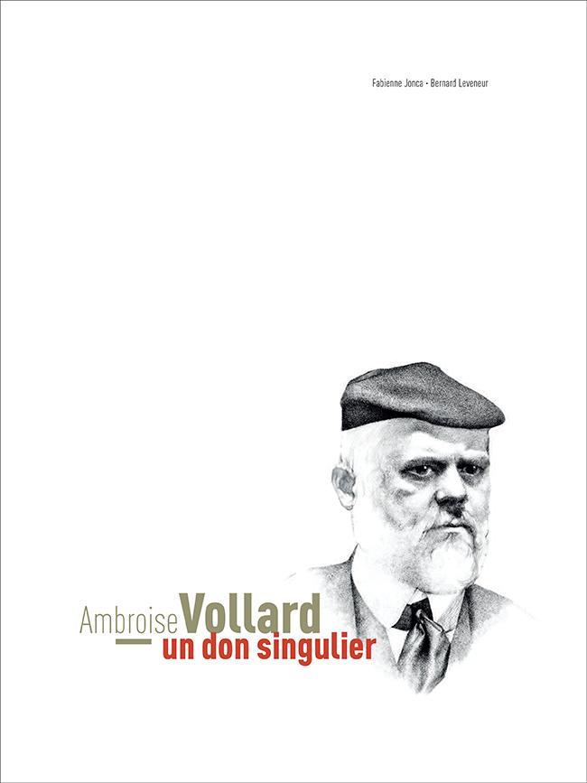 Couverture Ambroise Vollard, un don singulier